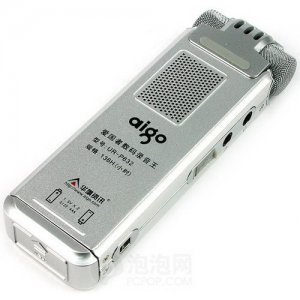 Aigo 1GB 4 Recording Formats Digital Voice Recorder